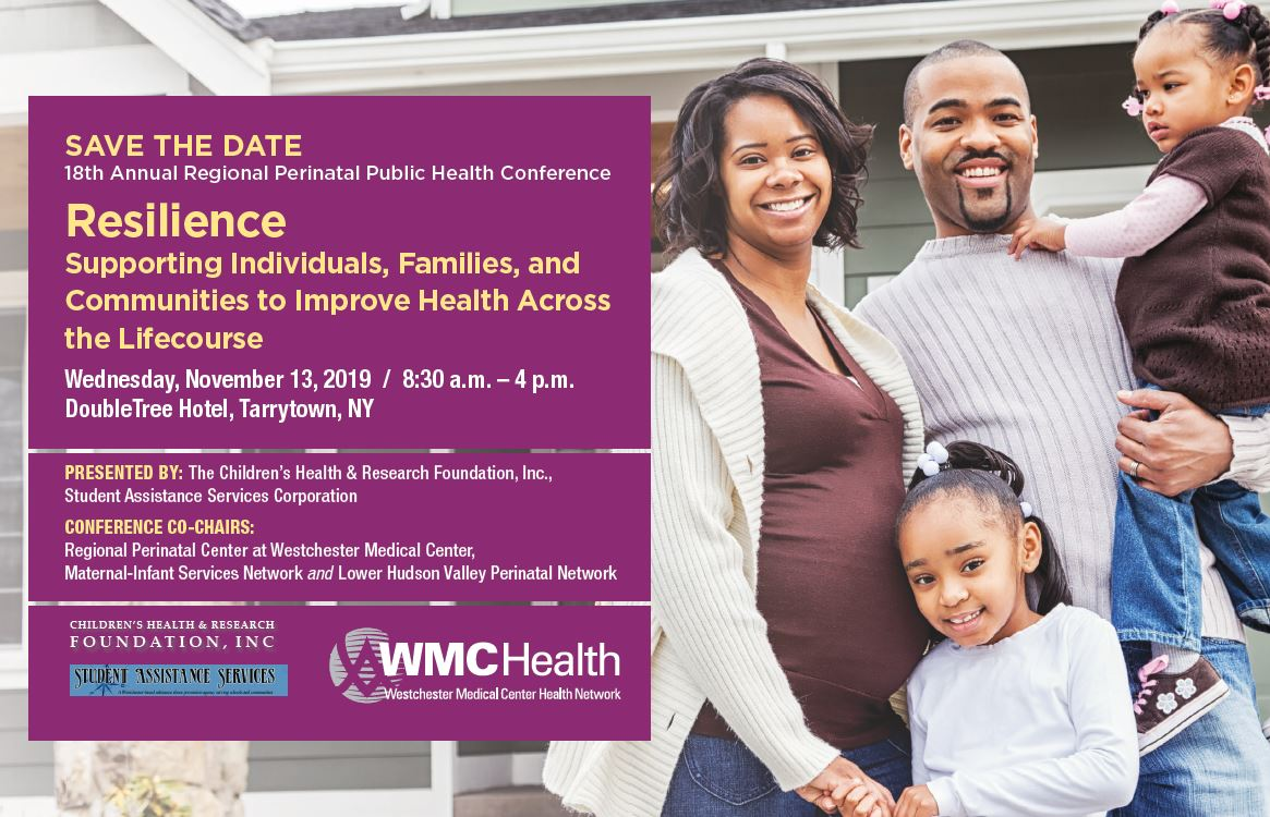 18th Annual Regional Perinatal Public Health Conference front