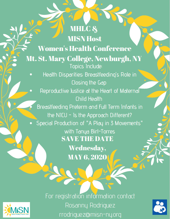 MHLC & MISN Conference - w-Topics Flyer - Green